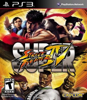 SuperStreetFighterIV-PS3
