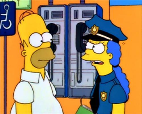 policia de springfield