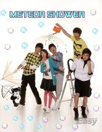 Boys meteor cutes