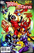 Teen Titans Vol 3 50A