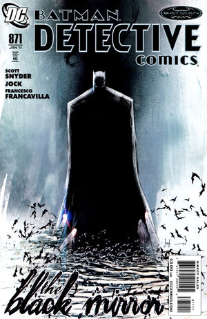 Cover for Detective Comics #871