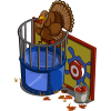Turkey dunk tank