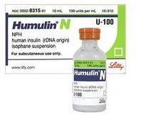 Humulin n