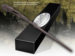 Kingsley Shacklebolt&#39;s wand