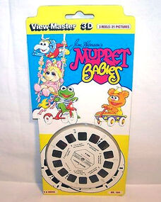 View-Master-MuppetBabies-3Discs-Nr.4065E