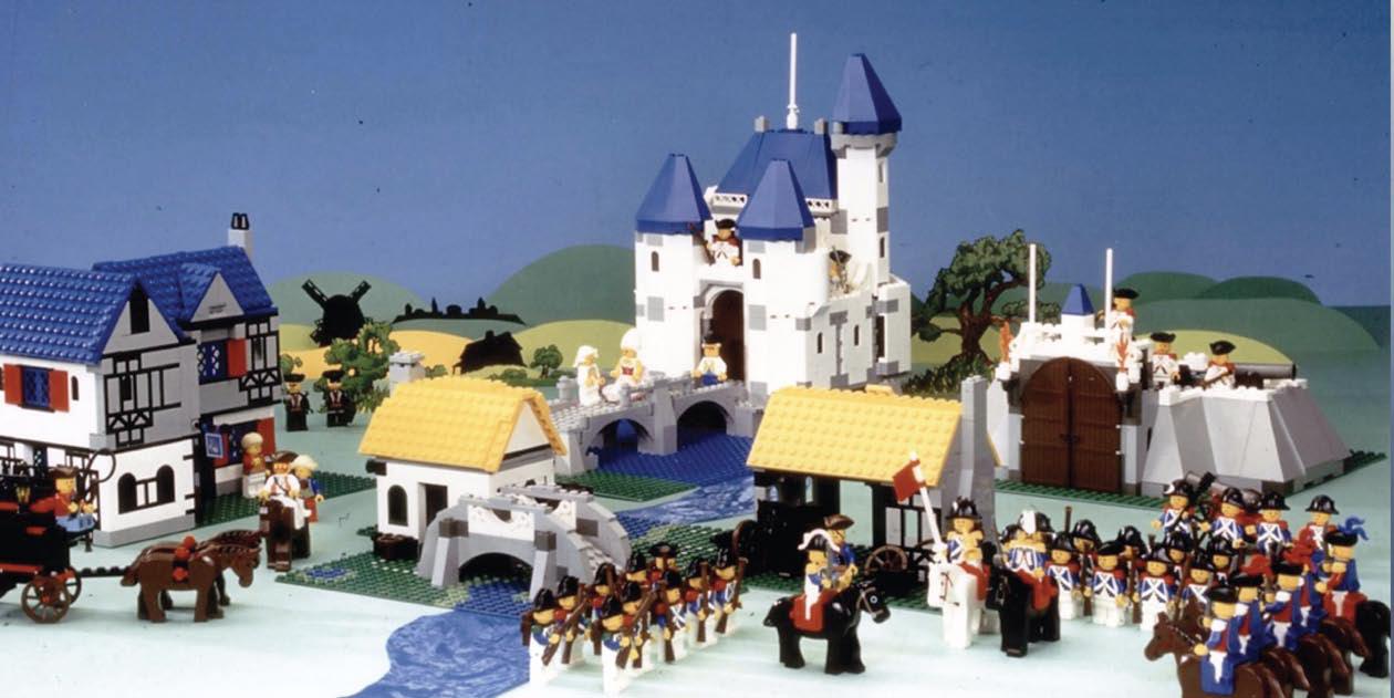 Лего серия xvi xviii веков несбывшиеся