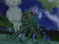 Kevin vs Vilgax