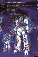 F90A Gundam F90 Assault Type - Specifications and Design