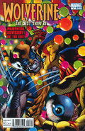 Wolverine The Best There Is Vol 1 2