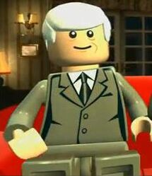 Mr. Mason LEGO