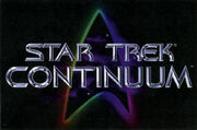 Star Trek Continuum logo