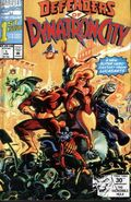 Defenders of Dynatron City Vol 1 1