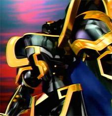 El Metal Mas Preciado Chrome Digizoid - Leed < Alphamon