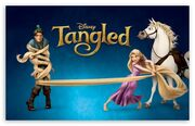 2010 tangled rapunzel flynn maximus-t2