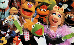 Slider-muppets