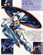 SYSTEM ∀-99 (WD-M01) ∀ Gundam - Technical Summary