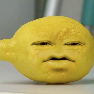 annoying orange grandpa lemon - photo #4