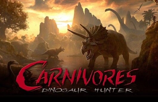 descargar carnivores dinosaur hunter para pc