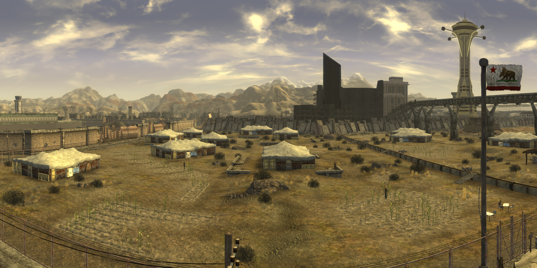 NCR Sharecropper Farms