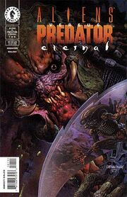 Aliens vs. Predator Eternal issue 1