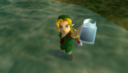 Spring Water (Majora&#39;s Mask)