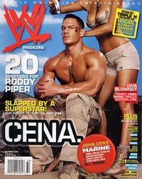 WWE Magazine October 2006