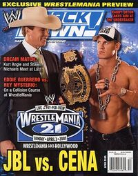 Smackdown Magazine April 2005