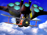 Sonic Adventure - Sky Chase - Screenshot - (2)