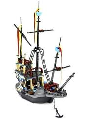 Durmstrang Ship LEGO