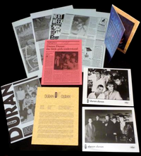 Duran duran seven and the ragged tiger press kit
