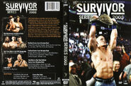 Survivor Series 2008 DVD