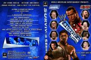 Survivor Series 2005 DVD