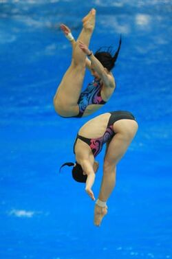 Aquatics-Diving