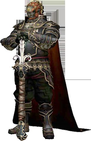 La Leyenda del Corazon del Valor (basada en The Legend of Zelda) Ganondorf_TP