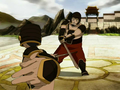 Fat fights Sokka.png
