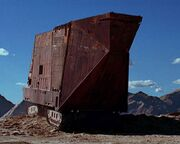 Sandcrawler approach