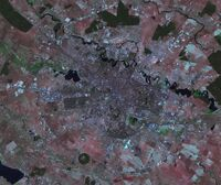 Bucuresti satellite 2005