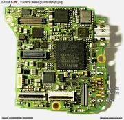 Canon ixus300 sd4000 uart