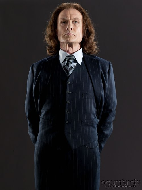 Rufus Scrimgeour Harry Potter Wiki