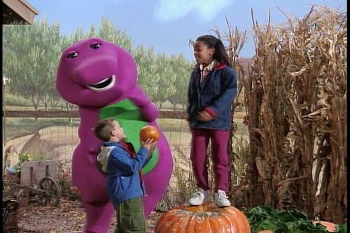 So Many Pumpkins Barney Wiki