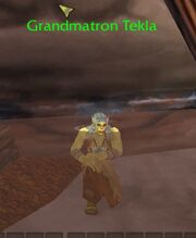 Grandmatron Tekla