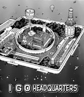 IGO Headquarters