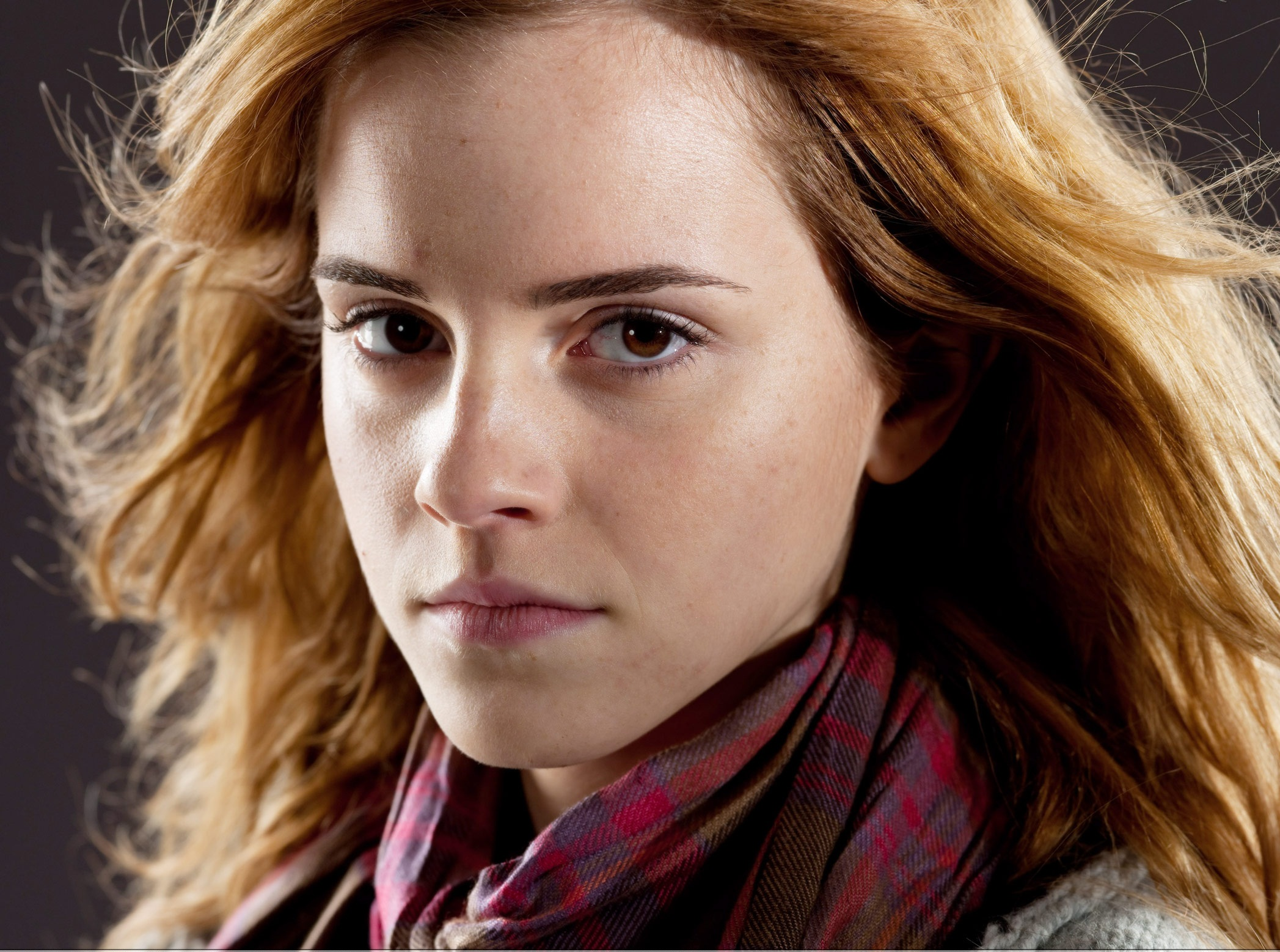 DH1 Hermione Granger headshot 01 I came to the Harry Potter universe kicking and screaming (as I do many ...