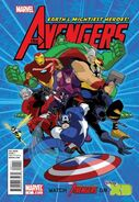 Avengers Earth&#39;s Mightiest Heroes Vol 3 1
