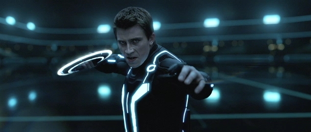 garrett hedlund tron shirtless. TRON: Legacy: Five words: