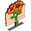 Sun Poppy Mastery Sign-icon