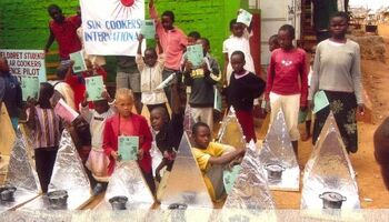 Eldoret, Kenya students 2010