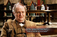 Jim Broadbent HP interview 01