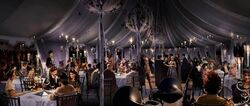 Weasley&#39;s wedding reception concept artwork 02