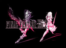 Final Fantasy XIII-2 logo